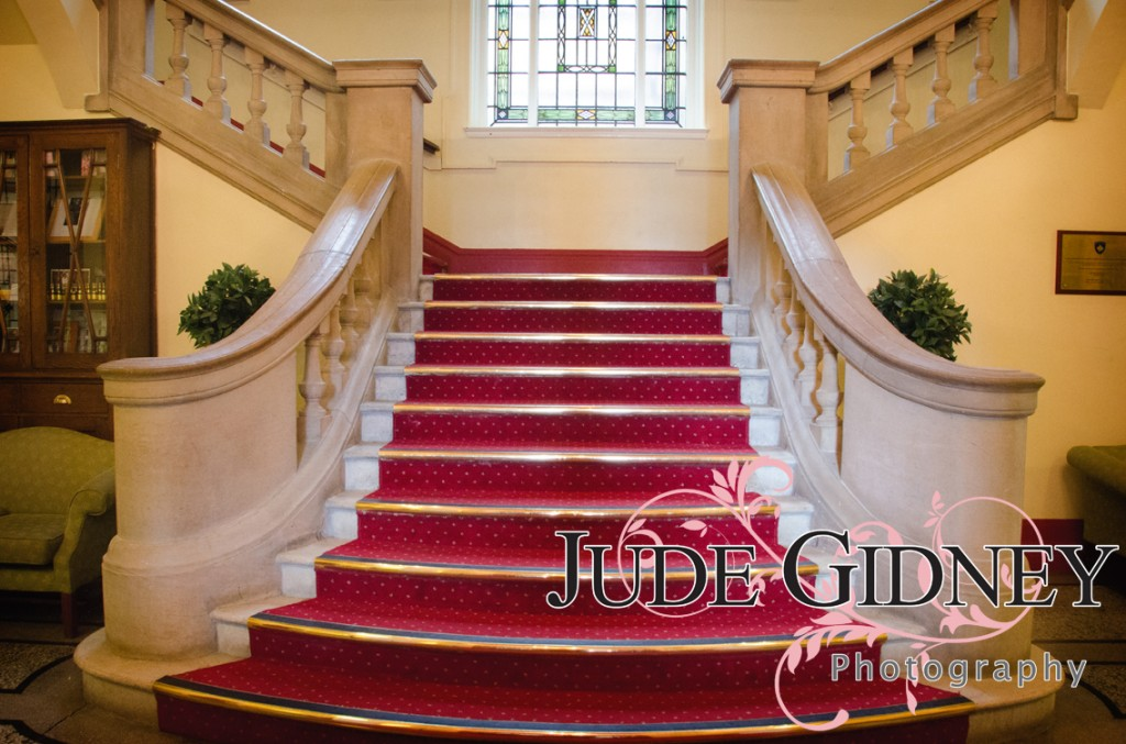 Chadderton Town Hall Stairs