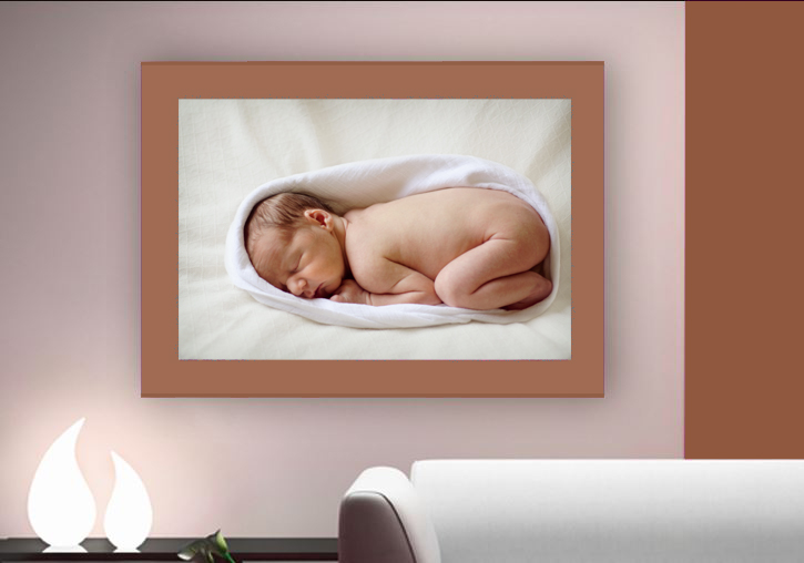 Baby Photography Print